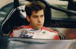 Le palmarès JB EMERIC portrait au volant du Sport Prototype Alfa Romeo