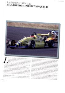Meilleur Team Formule Renault