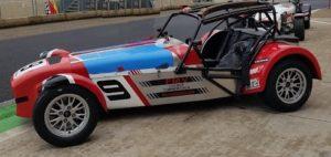 Un look bien agressif comme ses performances. Pour vous ce sera la voiture idéale pour circuit?
