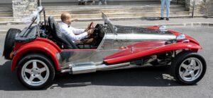 La voiture idéale circuit avec un plaisir de conduite sur route inégalé.