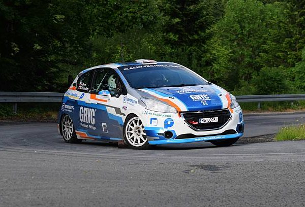 Le Rallye de Monte Carlo le samedi 23 janvier 2 021.